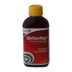 Klas BETAVITAL extrakt z červené řepy 200 ml