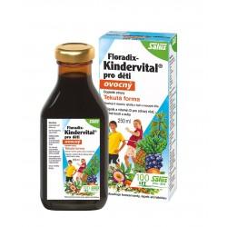 Salus Floradix® Kindervital pro děti ovocný 250 ml