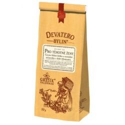 Grešík PRO TĚHOTNÉ ŽENY čaj 50 g
