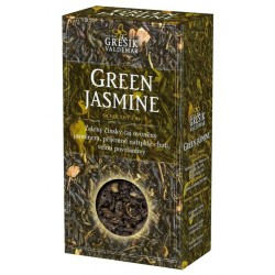 Grešík GREEN JASMINE čaj 70 g