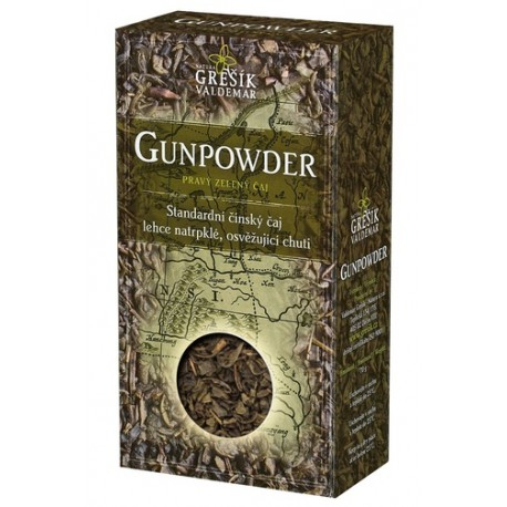 Grešík GUNPOWDER čaj 70 g