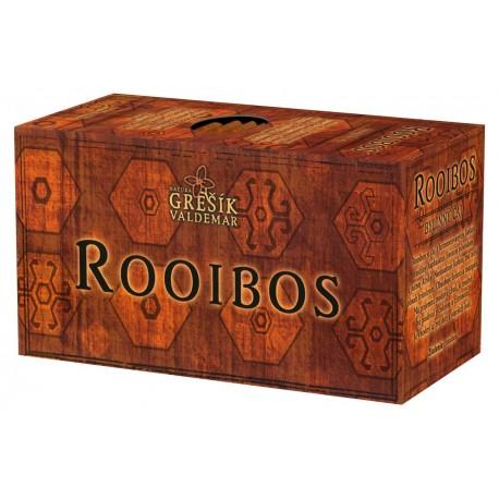 Grešík ROOIBOS čaj 20 x 1,5 g