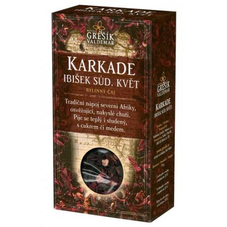 Grešík KARKADE (IBIŠEK SÚDÁNSKÝ KVĚT) čaj 70 g