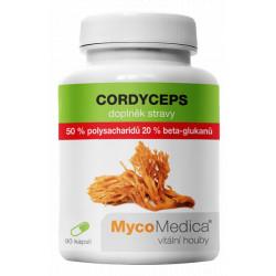 MycoMedica Cordyceps 50%  90 ks