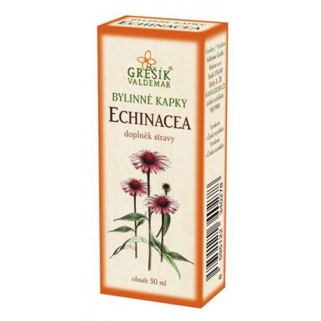 Echinacea bylinné kapky