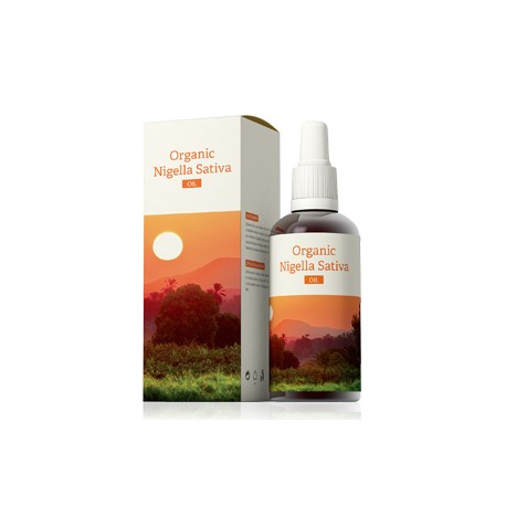 Energy Organic Nigella Sativa 100 ml