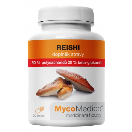 MycoMedica Reishi 50% 90 ks