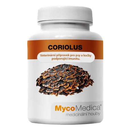 MycoMedica Coriolus 90 ks
