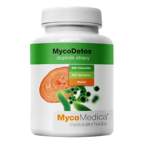 MycoMedica MycoDetox 90 ks