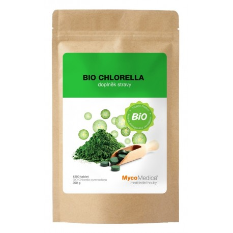 MycoMedica Chlorella BIO 1200 ks