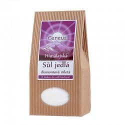 Himalájská jedlá sůl diamantová mletá 1 Kg