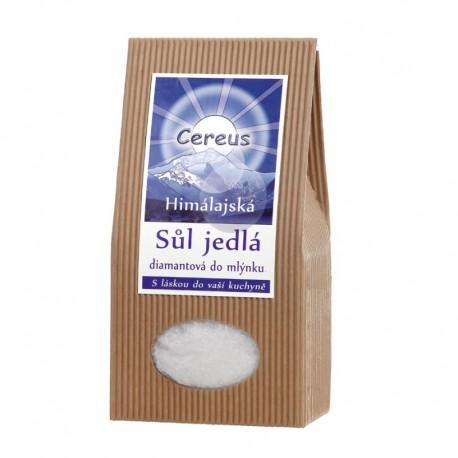 Himalájská jedlá sůl diamantová do mlýnku 1 Kg
