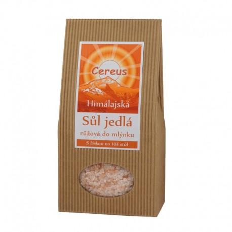 Himalájská sůl jedlá hrubá 1 kg