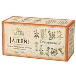 Grešík JATERNÍ čaj 20 x 1 g