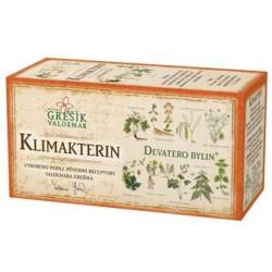 Grešík KLIMAKTERIN čaj 20 x 1 g