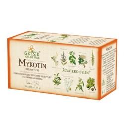 Grešík MYKOTIN čaj 20 x 1,5 g